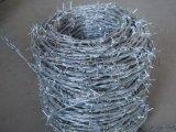 黑龙江热镀锌刺铁丝 包塑刺绳