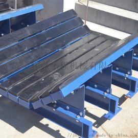 大倾角皮带机缓冲床 定制非标皮带机缓冲床