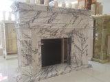F-999義大利香雪梅天然玉石手工雕刻壁爐