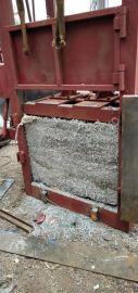 山东哪家金属打包机好用 江苏废铝铝刨花压块机