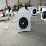 軸流熱水暖風機8GS,熱水式鋼製暖風機