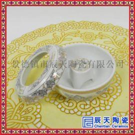 订做陶瓷烟灰缸 陶瓷烟灰缸加字 方形陶瓷烟灰缸