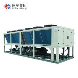 宏星螺杆式风冷工业冷水机组,厂家直供
