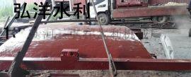 2米宽1米高方形铸铁闸门的到货期