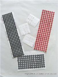专业定制各种单面背胶垫片