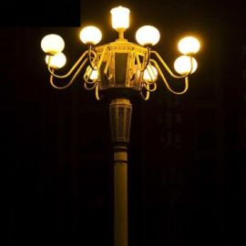 八叉九火雅江玉蘭燈 四川玉蘭燈  LED玉蘭燈