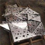 三亞藝術鏤空鋁板氟碳鋁單板外牆金屬雕花板門頭板定製
