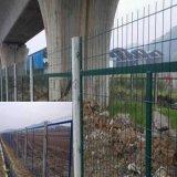 桥下栅栏防护网片-8002防护栅栏