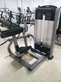 健身房用新款力量健身器材A推胸训练器A健身器材厂家