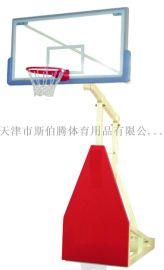 移动篮球架 室外篮球架 钢化玻璃 50735