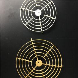 定制异形风机防护罩-半圆风机罩-扇形风机网罩