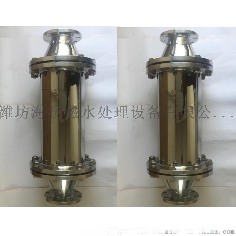 不锈钢强磁除垢器 除垢防垢 灭藻除垢器