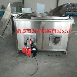 鱼面筋油炸机  鱼豆腐油炸  设备