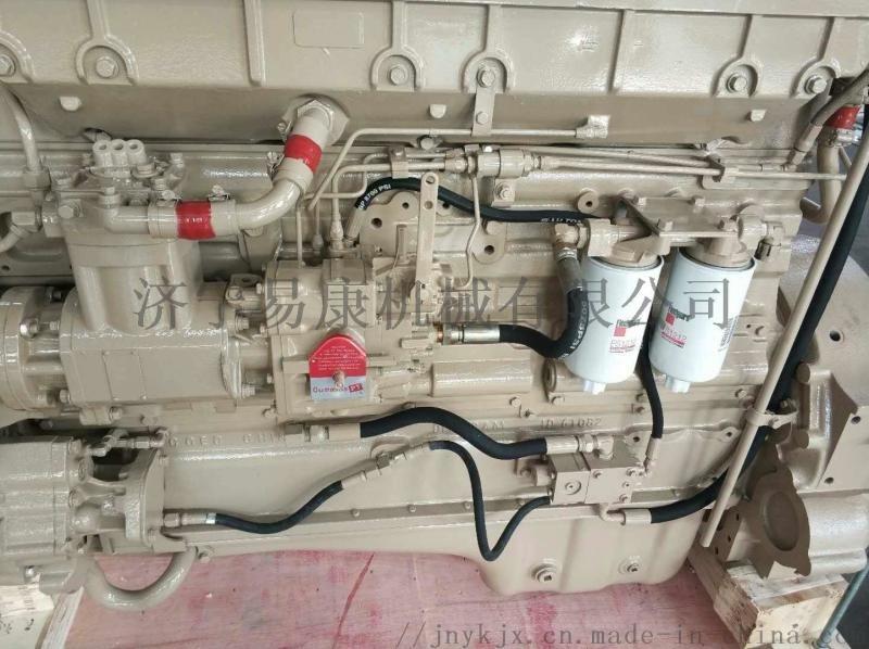 康明斯NT855 NTC-330 QY25汽车吊