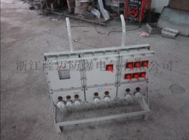 BXMD移动式铝合金防爆检修插座箱