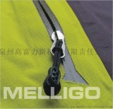 TPU防水拉链 箱包服装用隐形拉链 开尾防水拉链