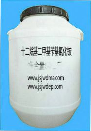 十二烷基二甲基苄基氯化铵