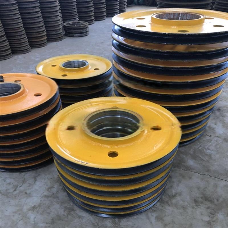 熱銷國標16T滑輪組廠家定製各種尺寸滑輪組安全耐磨