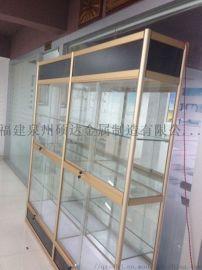 晉江展櫃樣品櫃菸酒茶葉展示櫃