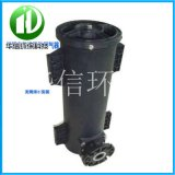 可提升式旋混流微泡曝气器暴气池改造高效旋流式暴气筒