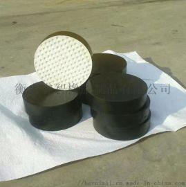 圆形桥梁板式橡胶支座