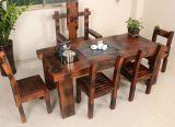 老船木家具茶桌茶几茶台博古架