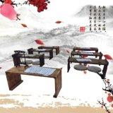 供应山东国学桌 幼儿园国学教室桌椅