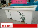 工厂价直销高档别墅花箱生产商 户外实木组合花箱