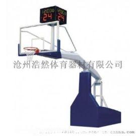 液压篮球架厂家 电动液压篮球架 手动液压篮球架