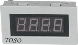 小型面板表数显面板表 广东TOSO数显面板表