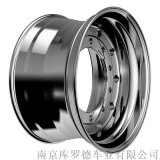 卡車鍛造輪轂萬噸級輕量化鋁合金輪轂1139
