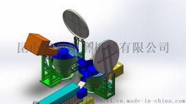 大众汽配自动化研磨抛光设备