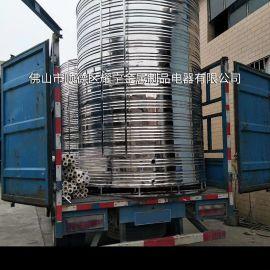 遂宁非承压水箱 不锈钢消防水池 不锈钢保温水箱