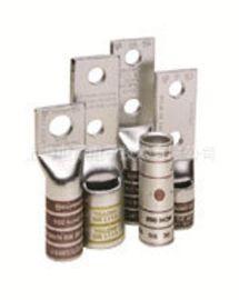 无缝铜铝压缩式连接器(UL/CSA)标准电镀锡可选镀镍镀银