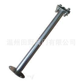 避雷线固定支架8-10X200  白钢管固定卡子 非标定做
