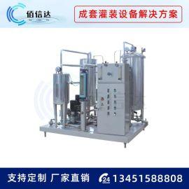 含气饮料生产线设备 自动汽水 汽液混机合厂家