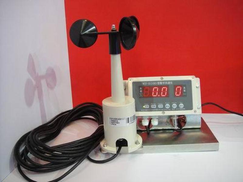 塔吊数字风速仪,龙门吊风速仪,风速风量表WTF-B100
