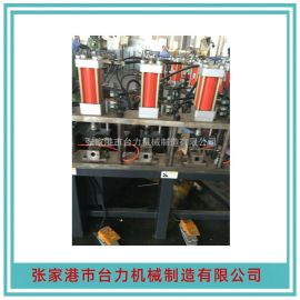 长期提供数控冲弧机 全自动双头冲弧机流水线