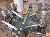 電子秤全自動螺絲包裝機香蔥餅乾包裝機 食品中不規則物體包裝