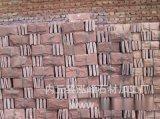 廠家批發河北文化石粉紅色蘑菇石蘑菇磚