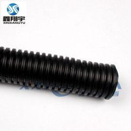 塑料波纹管/聚乙烯PE穿电线保护套管/电线护套AD15.8mm/100米