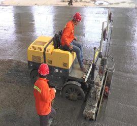 混凝土激光摊铺整平机 高效率 省人工