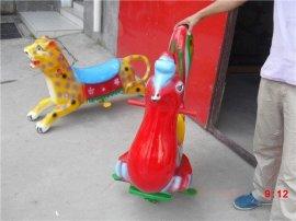 儿童简易转马 旋转木马