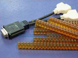 聚酰胺阻燃耐高温螺旋电子热熔胶棒 (BS-150N)