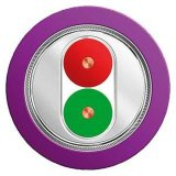 西門子紫色雙芯通訊電纜
