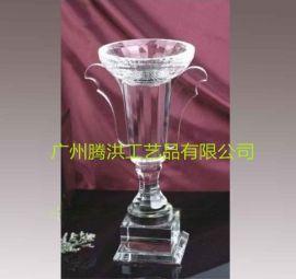 广州水晶纪念礼品批发销售 水晶奖杯礼品包刻字 包礼盒