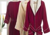 淮安廠家直銷模擬絲浴袍,星級酒店高檔模擬絲情侶睡袍