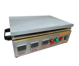 铝基板焊接恒温加热台-贴片元件拆卸维修加热台-电加热台