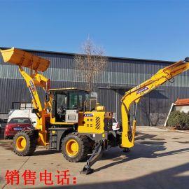 厂家直销工程轮式两头忙 现货混凝土接料装载机