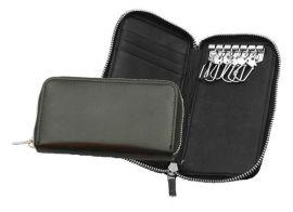 西安钥匙包,牛皮卡包制作 西安皮具专业加工